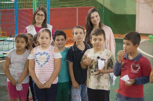 Dia das Crianças - Escola Argenede Motta Prodossimo