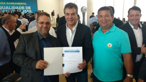 Município de Leópolis recebe investimento no valor de R$ 8.000.000,00