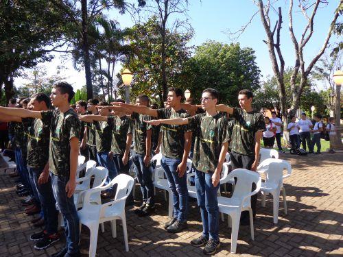 Solenidade de Entrega de CDI 2014