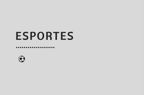 Capa - Esportes