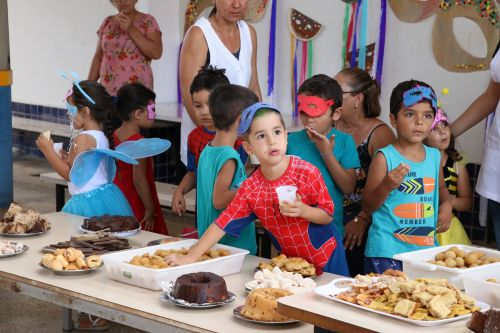 "Carnaval 2020 no CMEI ""Padre Giacomo Garofoli"""