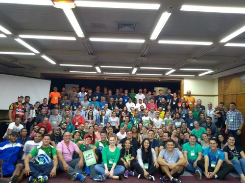 Leópolis participa da capacitação do Programa Lazer Paraná em Curitiba