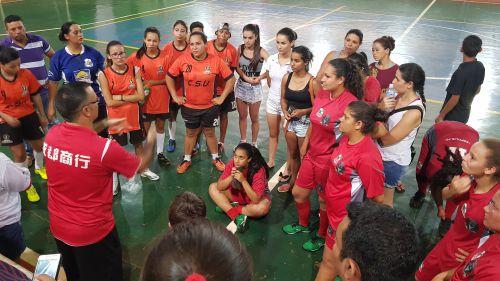 1º Torneio de Futsal Feminino