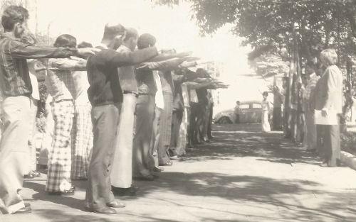 Cerimonia de entrega de CDI - Junta de Servi�o Militar