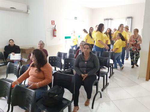Campanha  para proteção dos munícipes contra a febre amarela