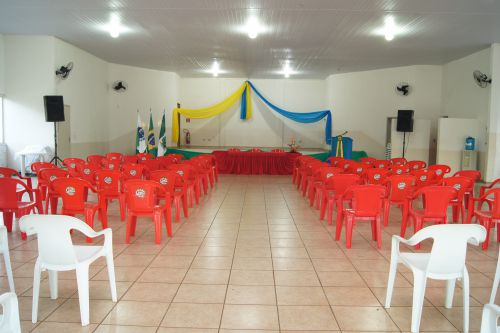 Solenidade de Entrega de CDI 2016