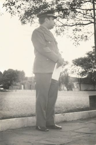 Cerimonia de entrega de CDI - Junta de Serviço Militar