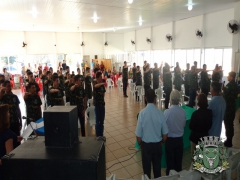Solenidade de Entrega de CDI 2015