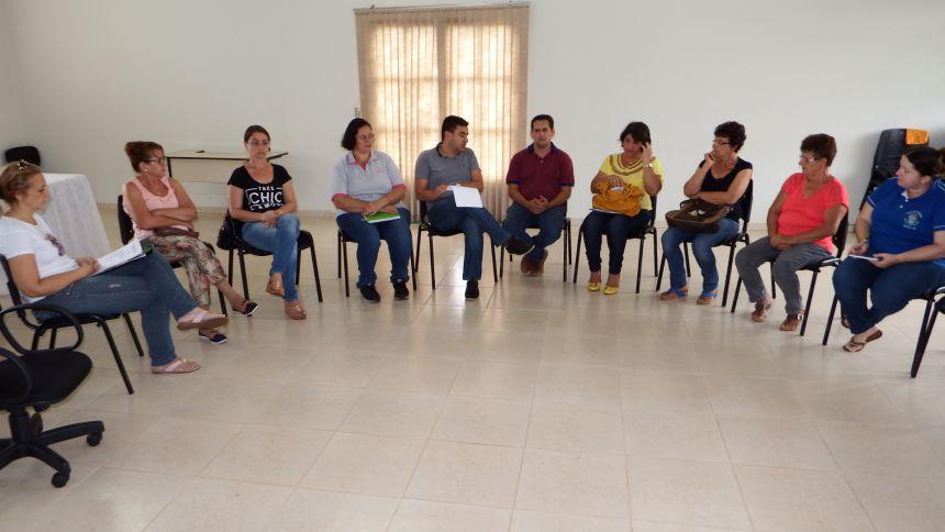 Reunião dos Conselhos Municipais da Assistência Social, dos Direitos da Criança e do Adolescente e do Idoso