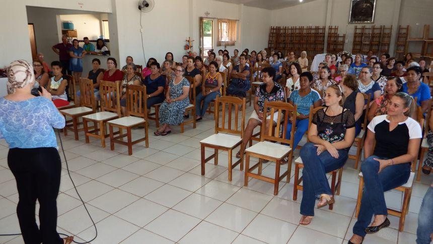 Mulheres da Terceira Idade de Jesuítas são homenageadas