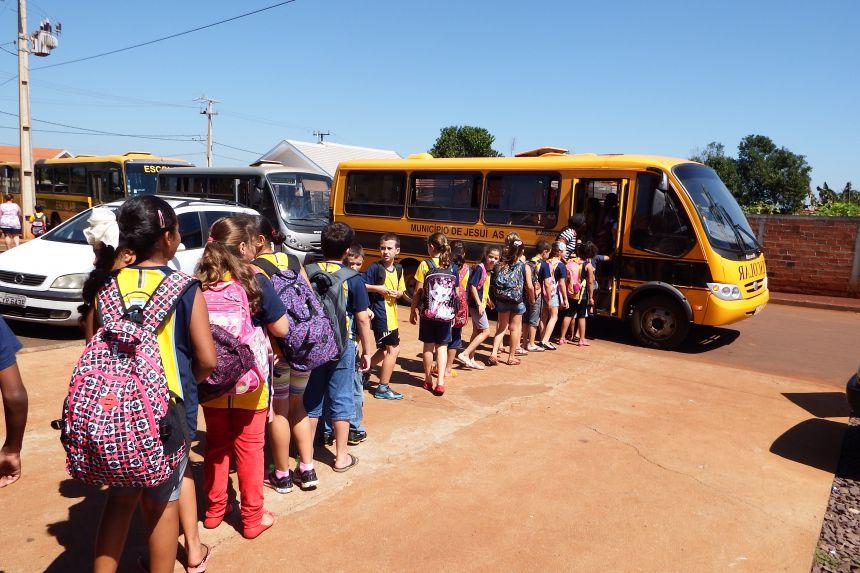 Transporte Escolar Municipal