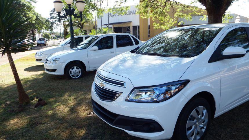 Jesuítas conquista mais 3 carros 0 km para compor a frota da saúde municipal