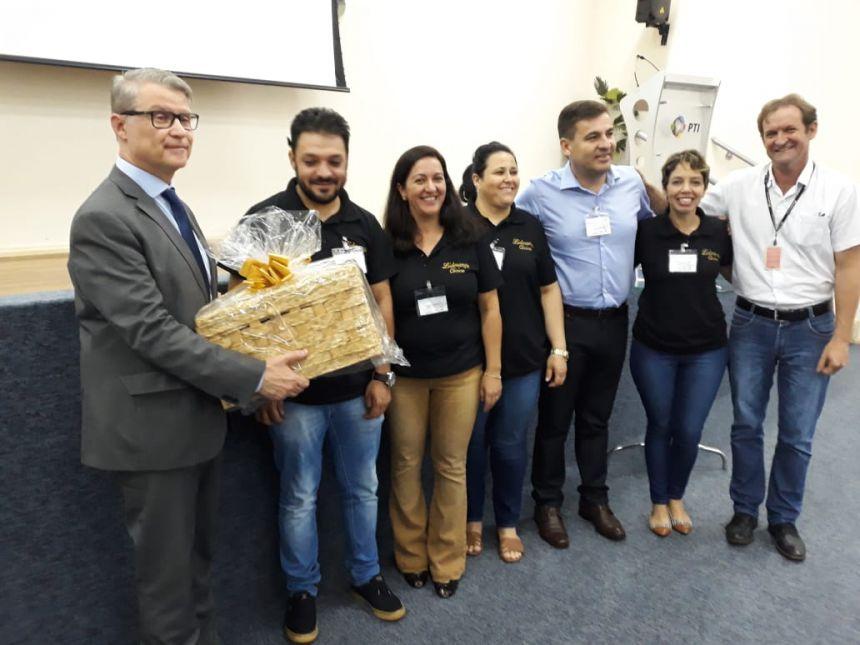Jesuítas participou do Programa promovido pelo PTI, SEBRAE e Itaipu Binacional