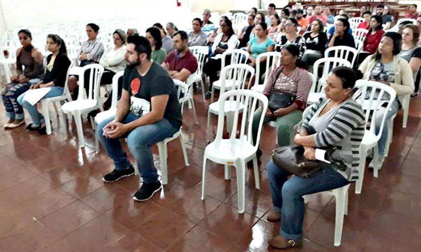 """Projeto """"Construindo Relações Saudáveis"""" é realizado em escolas da rede municipal de ensino de Jesuítas"""