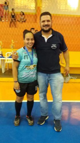 Meninas de Jesuítas vencem etapa de Moreira Sales da Copa Feras de Futsal
