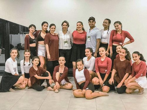 Companhia de Dança do projeto CulturArte/Copacol de Jesuítas se apresenta na Mostra Paranaense de Dança 2019