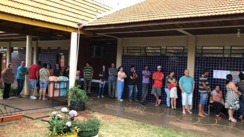 RESULTADO DAS ELEIÇÕES CONSELHO TUTELAR: Bom número de eleitores comparecem na eleição para conselheiros(as) tutelares de Jesuítas
