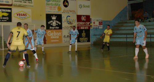 Definidos os finalistas da 1ª Copa Mercado Estela de Futsal Livre