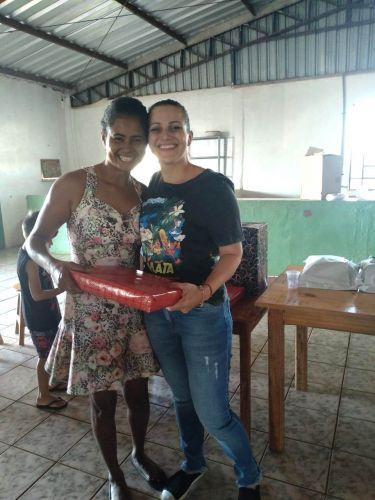 Reuniões e presentes para registrar a passagem do Dia das Mulheres na Vila São Paulo e no Carajá