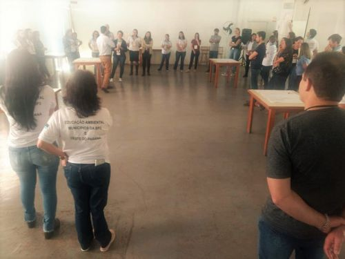 Jesuítas participa de Encontro de Formação da Itaipu e Lindeiros
