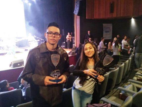 Concurso premia dois jovens jesuitenses do Colégio Barão do Carajá
