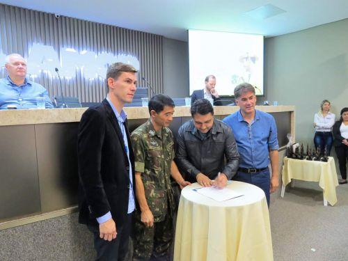 """Jesuítas assina acordo de cooperação da Operação """"Yaguaru"""""""