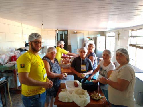 Rondonistas esbanjam boa vontade e solidariedade por onde passam