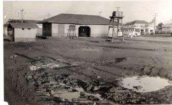 Antiga Rodoviaria no ano de 1979.