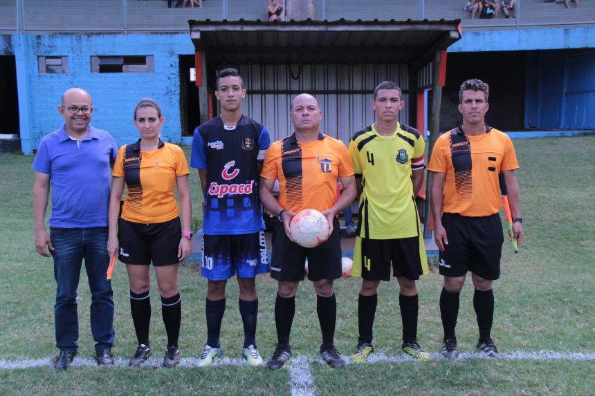 Cafelândia vence três de quatro categorias da Copa Cascavel e futebol categorias de base