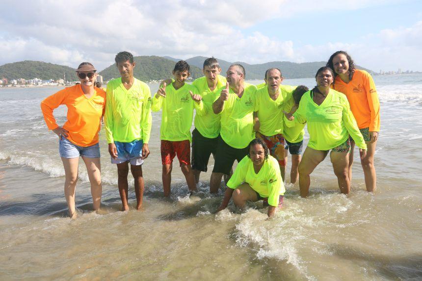 """Projeto """"Conhecendo o Mar"""" de Cafelândia é finalizado com sucesso"""