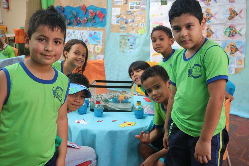 """Escola Teotônio Vilela de Cafelândia realiza a 1ª Mostra do Programa """"A União Faz a Vida"""""""