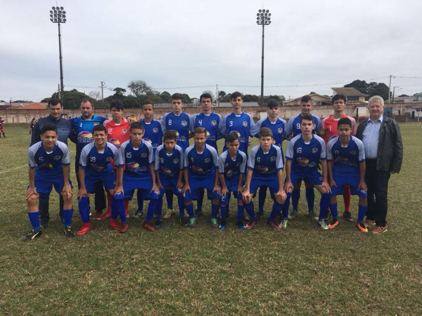 Cafelândia Sub-17 classifica para a final da Copa Cascavel