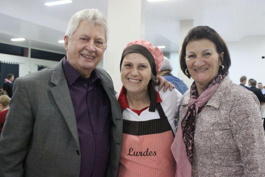 Prefeito Dr. Franus participa do 11º Café Colonial