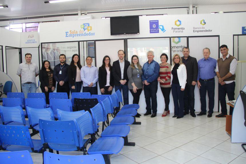 Espaço do Empreendedor Social é inaugurado em Cafelândia