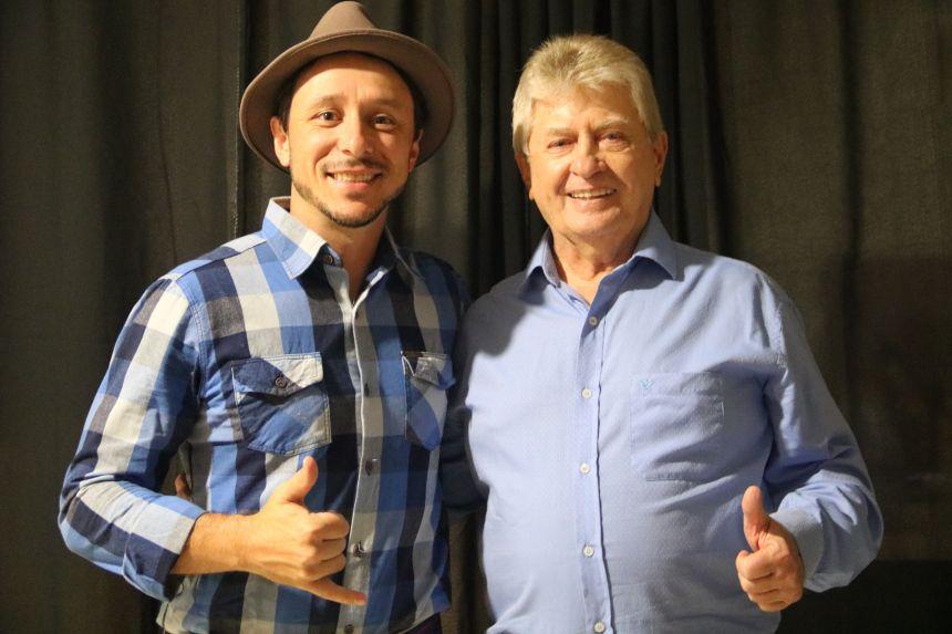 Empreender é Show com Juca Bala é sucesso em Cafelândia