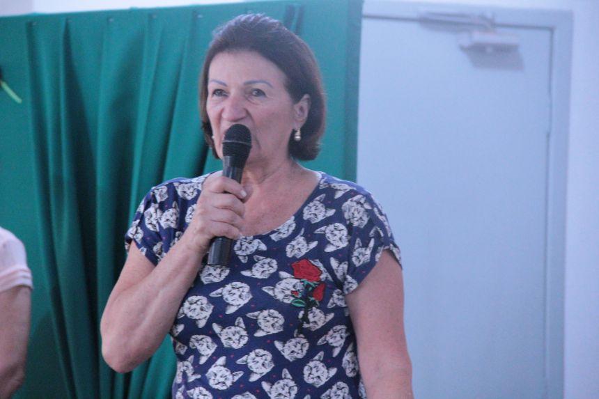 Secretaria de Assistência Social promove tarde para celebrar ao Dia Internacional da Mulher.