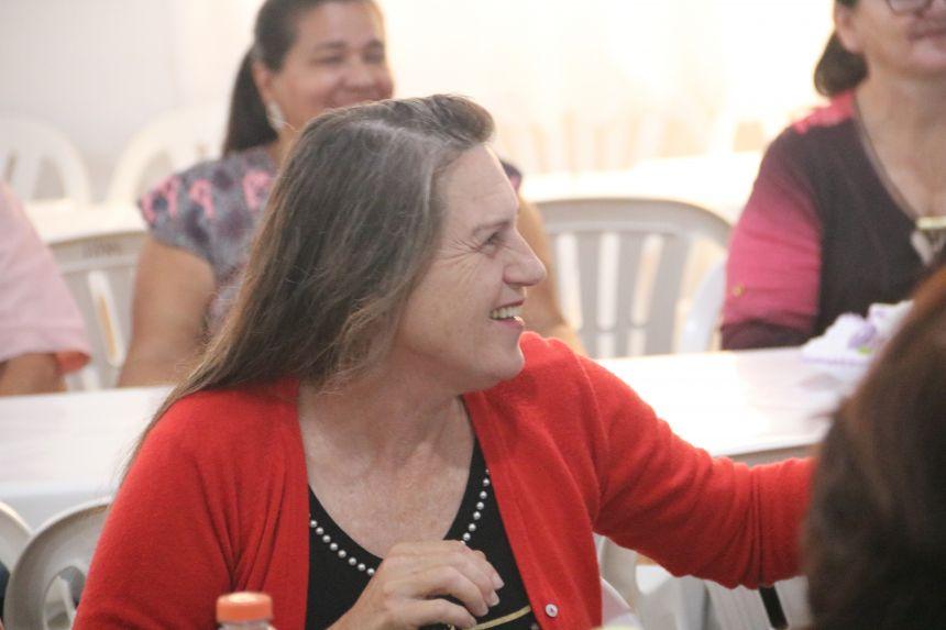 Melhor idade de Cafelândia comemora o Dia dos Pais