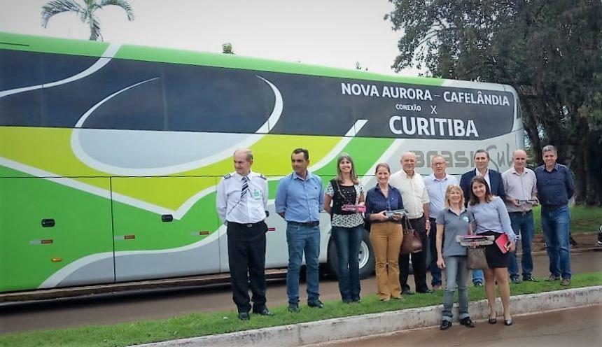 Cafelândia e região conquistam rota exclusiva do Programa Linha da Saúde