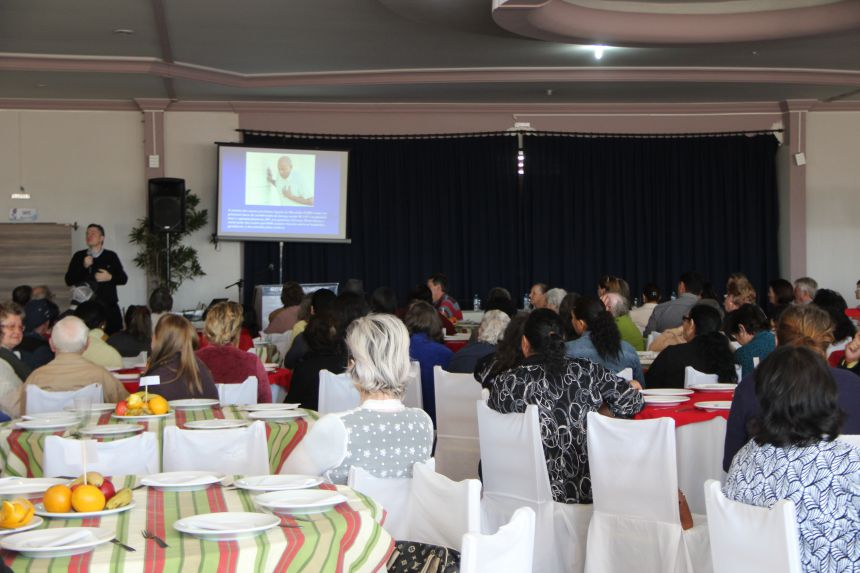 """Secretaria de Saúde de Cafelândia retorna com o projeto """"Cozinha do Hiperdia"""""""