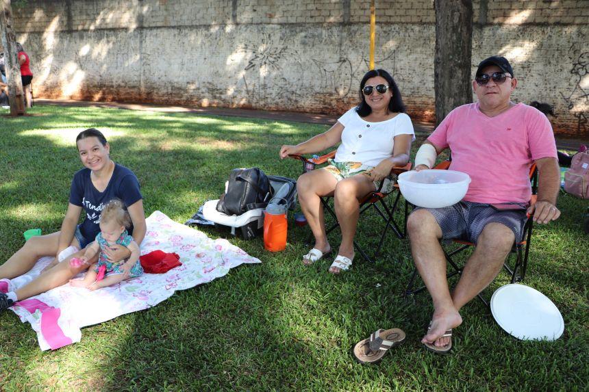 Domingo no Parque será realizado neste domingo em Cafelândia