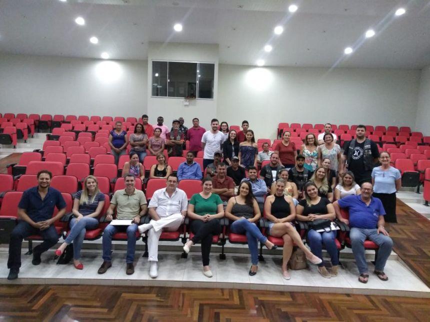 Secretaria de Saúde de Cafelândia define os últimos detalhes do Dia D de orientação contra a Dengue