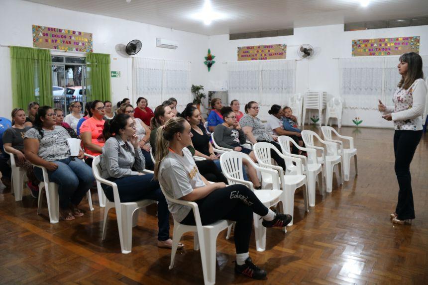 Governo de Cafelândia inicia as aulas do projeto + Leve