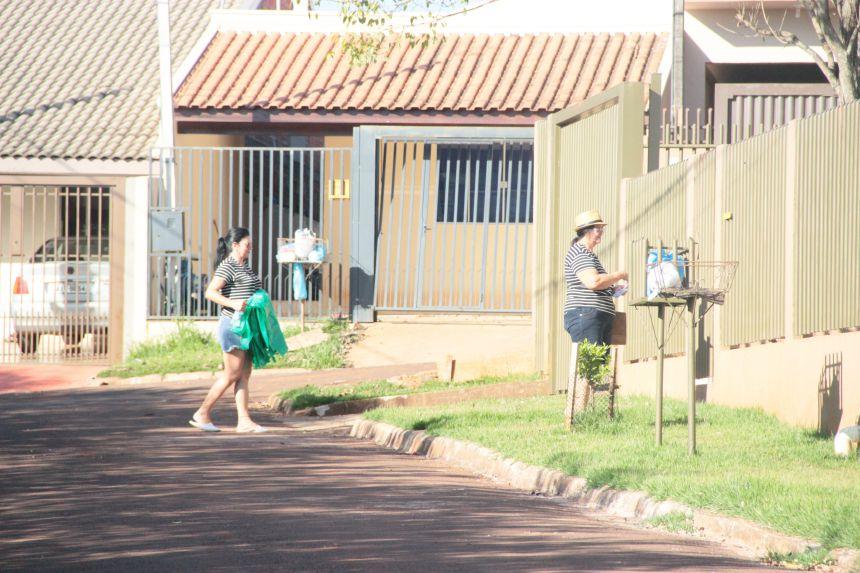 """Cafelândia une forças no """"Dia D"""" em combate à dengue"""