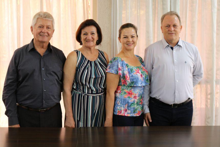 Lorenço Pierdoná assume a Prefeitura de Cafelândia em janeiro