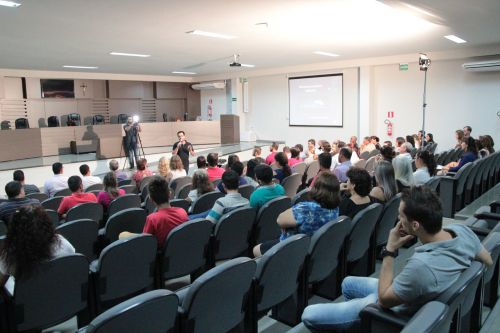 Sala do Empreendedor de Cafelândia oferece palestra em parceria com o SEBRAE