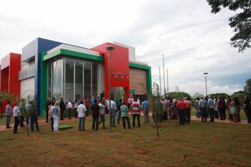 Inauguração da Estrutura Física da Nova Câmara de Vereadores de Cafelândia