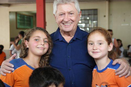 Escola Theofanio Agapito Maltezo realiza Mostra de Astronomia e Astronáutica
