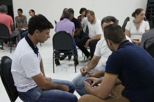 Microempreendedores de Cafelândia participam da Rodada de Negócios