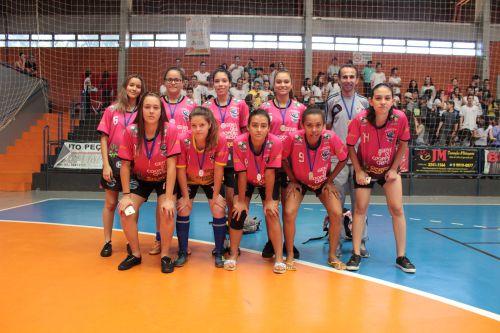 Eliminatórias da Fase Municipal dos Jogos Escolares define os representantes de Cafelândia