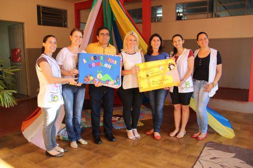 Semana do livro é recheada de atividades para alunos da rede municipal